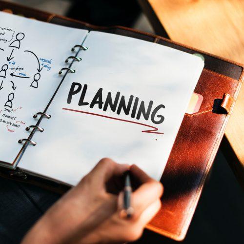 Organizer Kunden Planung